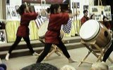 Previous: Taiko drummers.