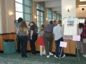 Previous: Registration line.