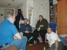 Previous: Eric Larson foreground left, Jeff Bergdahl, Kim Bergdahl, Shawn Crosby.