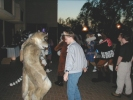 "Next: The ""Further Confusion"" fur-suit dance on Saturday evening."