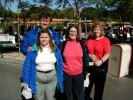 Some of the Guests of Honor at Disneyland on...