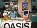 Next: Someone at Oasis table.