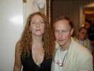 Michaela Nastasia, and author/collector Jerry...
