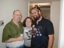 Robert J. Sawyer, Heather Osborne, and Chaz Boston...