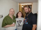Previous: Robert J. Sawyer, Heather Osborne, and Chaz Boston Baden.