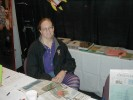 Previous: Lynn Baden, at the L.A. in 2006 Worldcon Bid table.