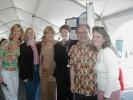 Melinda Arentsen, Karen Trimble, Joanne Hunter, Michael Franks, Stefanie Bond.  (21-Apr-2002)