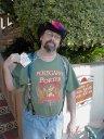 Next: Jim Murray and his Polygamy Porter t-shirt.