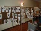 Previous: Fan Gallery, partially set up at the back of the Art Show.