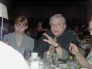 Next: Susan Ellison(?), and Harlan Ellison.