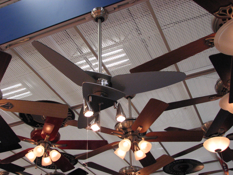 Fan Shopping at Lowe s 24 Dec 2007